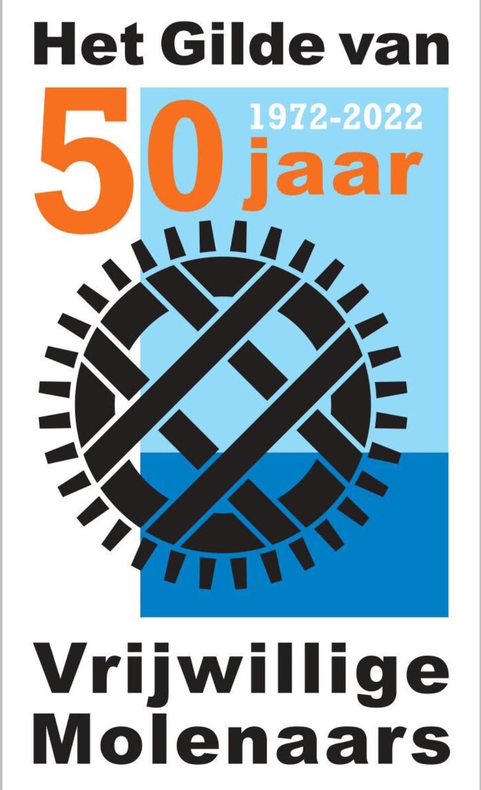 50 jaar logo